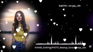 Kharab duniya photo song status  cover by shriya jain