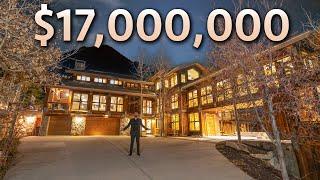 Inside Justin Bieber's $17,000,000 Utah Vacation Rental