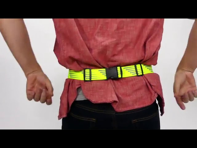 Product Video - Athle Sports - Running Fanny Pack Bottle Holder⠀