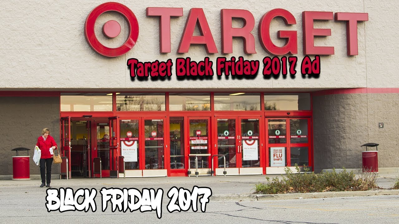 black friday 2017 target black friday 2017 ad doorbusters youtube. Black Bedroom Furniture Sets. Home Design Ideas