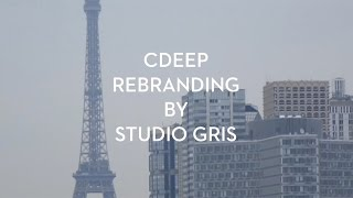 CDeep // Re-Design By Studio Gris