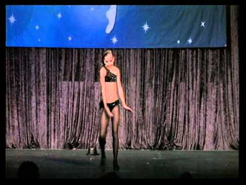 Talia Munro - Showcase Qld 2012 - Broadway Jazz - ALEXANDERS RAGTIME BAND