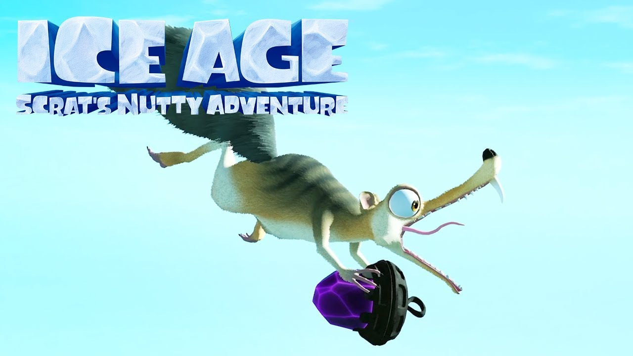 Ice Age: Scrat's Nutty Adventure Announced With Teaser Trailer