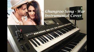 ghungroo-song-instrumental-cover-war-hrithik-roshan-vaani-kapoor