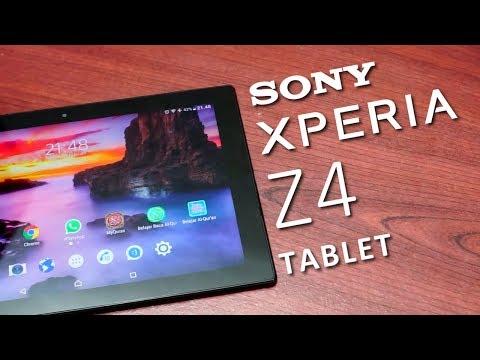 Tablet Sony 1 Jutaan Keren - Review XPERIA Z4 TABLET