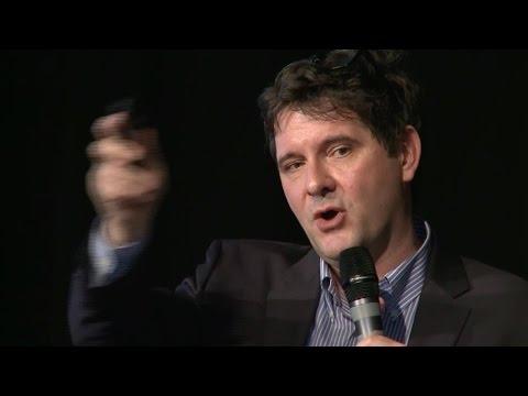 Trebor Scholz @How to COOP the internet economy, 9 maart, Brussel