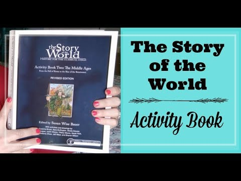 The Story of the World Activity Book || Curriculum Review
