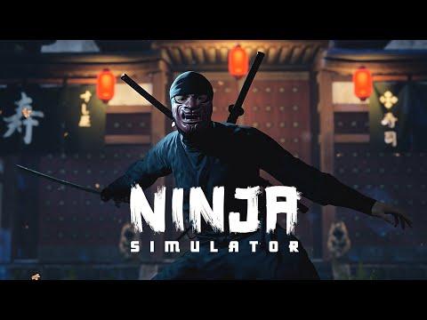 Ninja Simulator - Announcement Trailer
