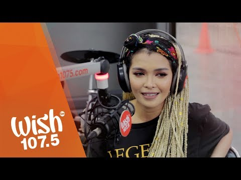 KZ Tandingan s Two Less Lonely People In The World Kita Kita OST  on Wish 1075 Bus