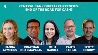 Panel | Central Bank Digital Currencies: End of the Road for Cash?
