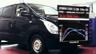 Hyundai iLoad ECU Remap - 2.5 CRDI 114bhp Euro 5 Engine Tuning