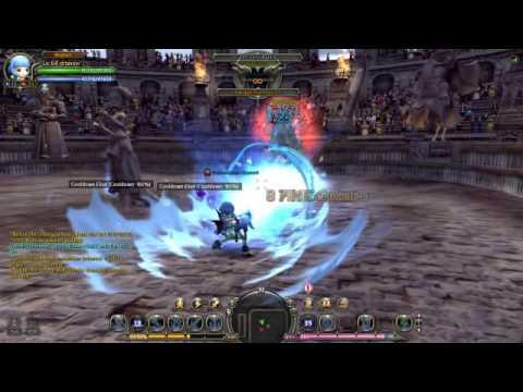 Dragon Nest- Combo Adept - Ice Beam - Pon Chan