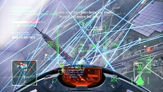 Ace Combat Infinity - Excalibur Onslaught II - First Impression -