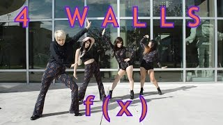f x 에프엑스 4 walls dance cover by gpk