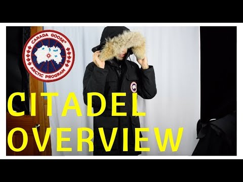 Citadel Overview--Canada Goose