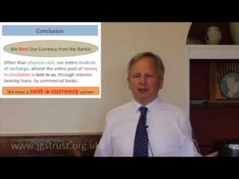 Debt Based Money & Banking  Where Does Money Come From Part 2 of 3