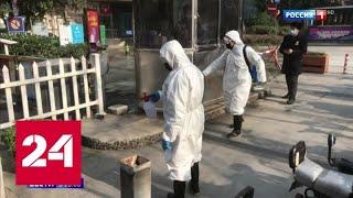 Ужесточение карантина в Китае: коронавирус приостановил нормальную жизнь - Россия 24