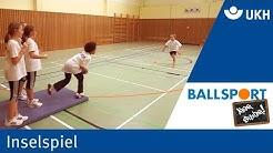 Ballsport - aber sicher!_03 Inselspiel
