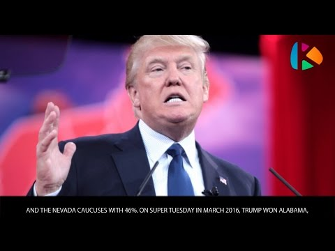 Donald Trump - Video Poll, vote now! US Presidential Candidates 2016 - Wiki Videos by Kinedio