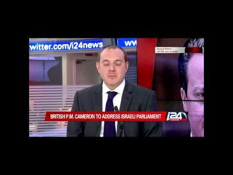 Renee Singer interview on David Cameron Israel visit
