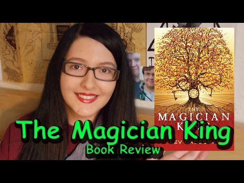 The Magician King (review) by Lev Grossman