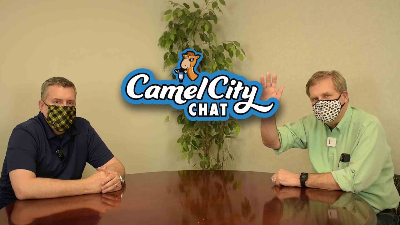 Camel City Chat Episode 37 with Christopher A. Ohl, MD