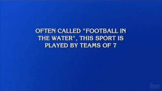 Jeopardy! PlayStation 3 Gameplay - Sideshow Bob FTW