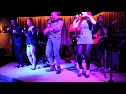 German Ku Jammin At Faces Music Lounge Hong Kong 230313