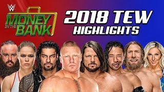 Booking WWE Money In The Bank 2018! | WWE 2018 (Total Extreme Wrestling)