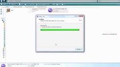 NVU - Windows Vista - Ohjelman ja lisäosien asennus - suomenkielinen kielipaketti