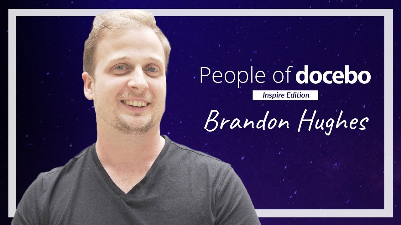 People of Docebo - Brandon Hughes