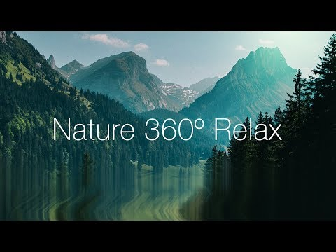 Nature 360° in Montana – Virtual 5K Nature Meditation for Gear VR, Oculus Go and Daydream
