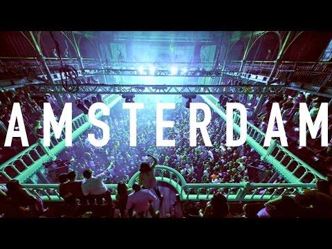 THE CRAZIEST CLUB IN AMSTERDAM!