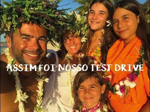 TEST DRIVE DA VIDA A BORDO - MENINAS ADORARAM