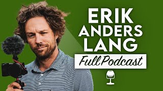 Golf, travel and changing the game   Erik Anders Lang   Rough Cut Podcast