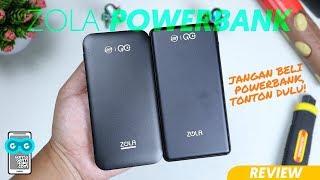 JANGAN BELI POWERBANK DULU! Lihat Review 2 Buah Zola Powerbank Ini! (PD3.0 + QC3.0) thumbnail