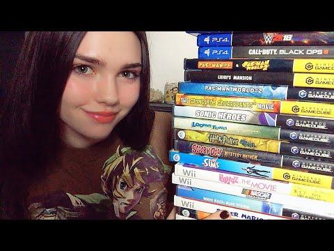ASMR Video Game Collection 🎮