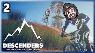 Life sure has a sick sense of humor doesn't it? Join The Boys on this downhill adventure...