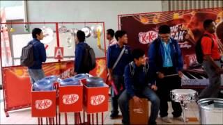KIT KAT MUSIC BREAK - Group: ACIR