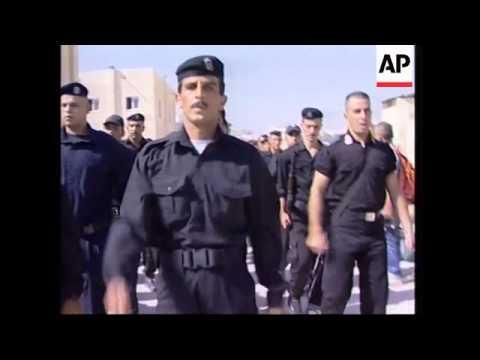 Palestinian police resume control of Bethlehem, Shalom reax