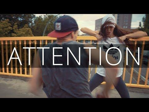 ATTENTION - Charlie Puth | Berlin Outdoor Dancevideo | Choreography Alex Neüff (TanzAlex)