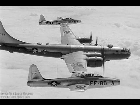 Air Force Film: Range Extension of Bomber Escort