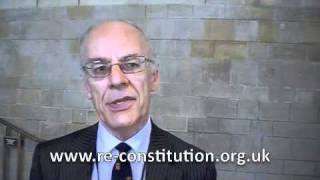 Lord Norton - Should the House of Lords be elected or appointed?