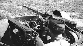 Flexible Aerial Gunnery: Making A World War 2 Gunner - Restored -1942