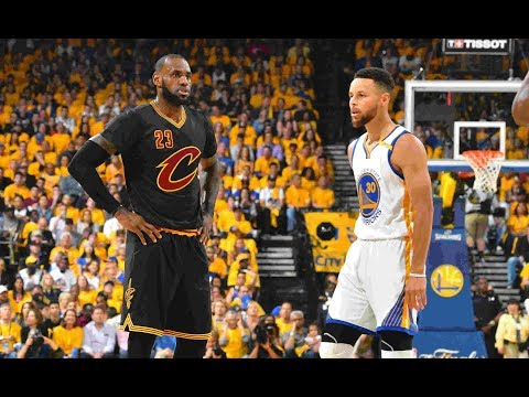 LEGENDARY FINALS DUEL: LeBron James, Stephen Curry Make History With Opposing Triple-Doubles