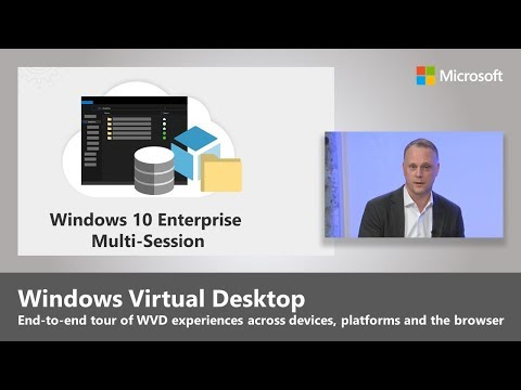 What is Windows Virtual Desktop?