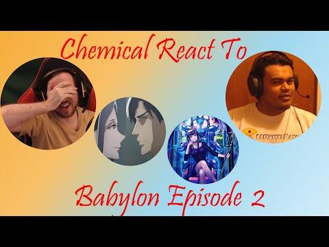"Babylon: Episode 2 ""Reaction/Review"" It's A Trap!!!"