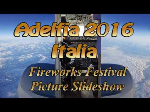 Adelfia Fireworks Festival 2016 Italia SlideShow