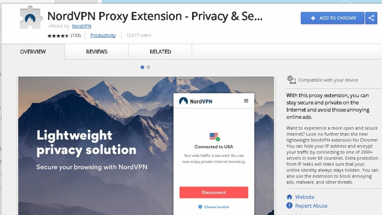 Use NordVPN on your iPhone, Android, or as a Chrome Extension