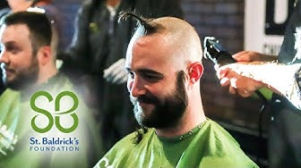 Hi-Rez Studios -  St. Baldrick's Foundation - Shaving Heads for Charity!